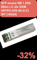 SFP modul SM 1.25G 16024