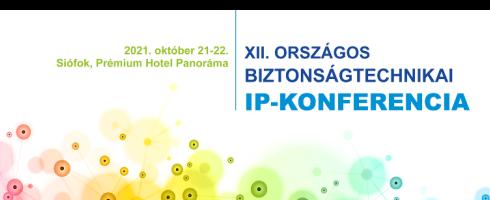 XII. IP-konferencia 2021.10.21-22.