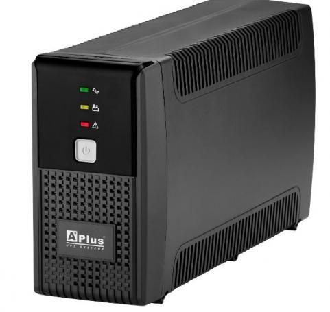 800VA/480W asztali Plus5E-U800G Aplus [17602]